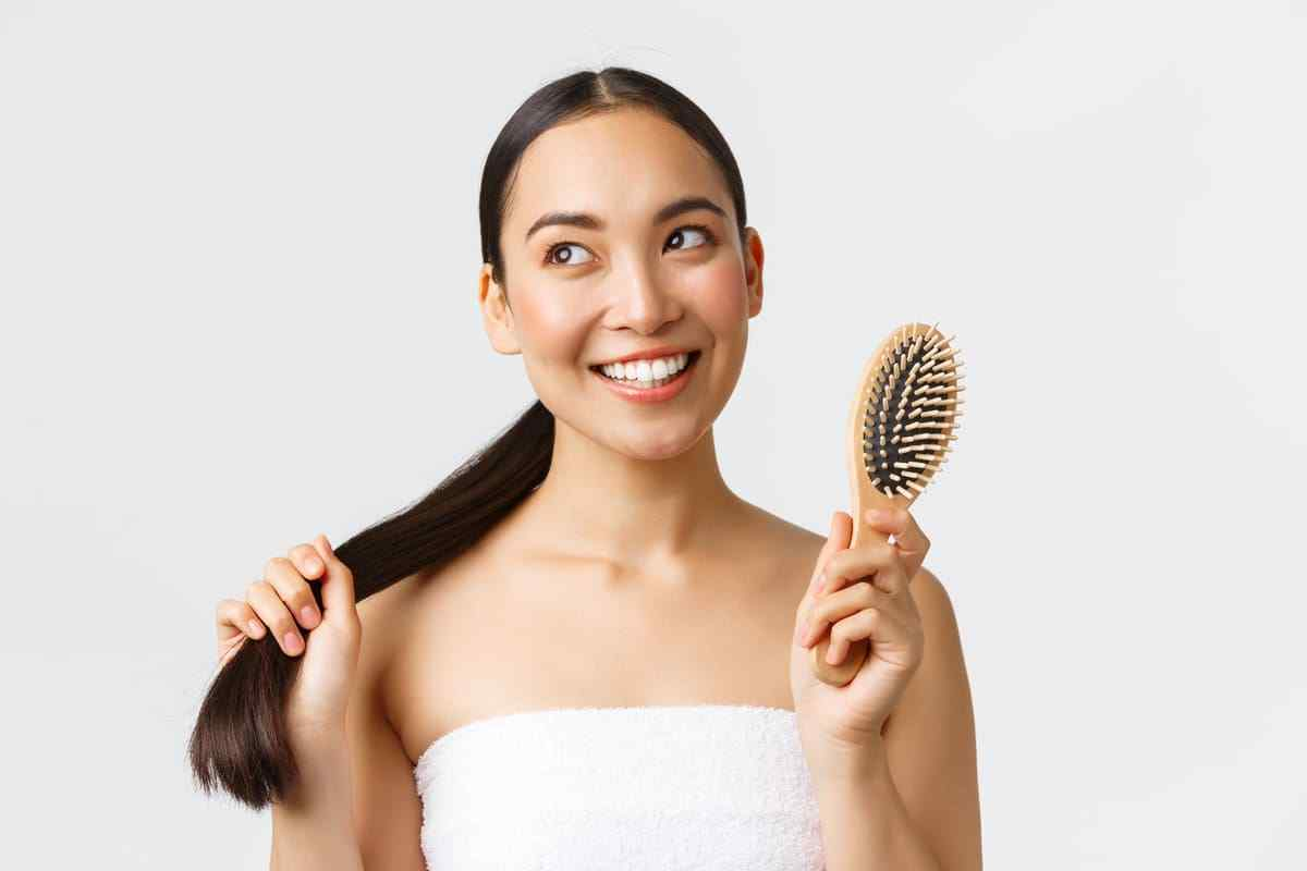Natural hair care tips for healthy hair