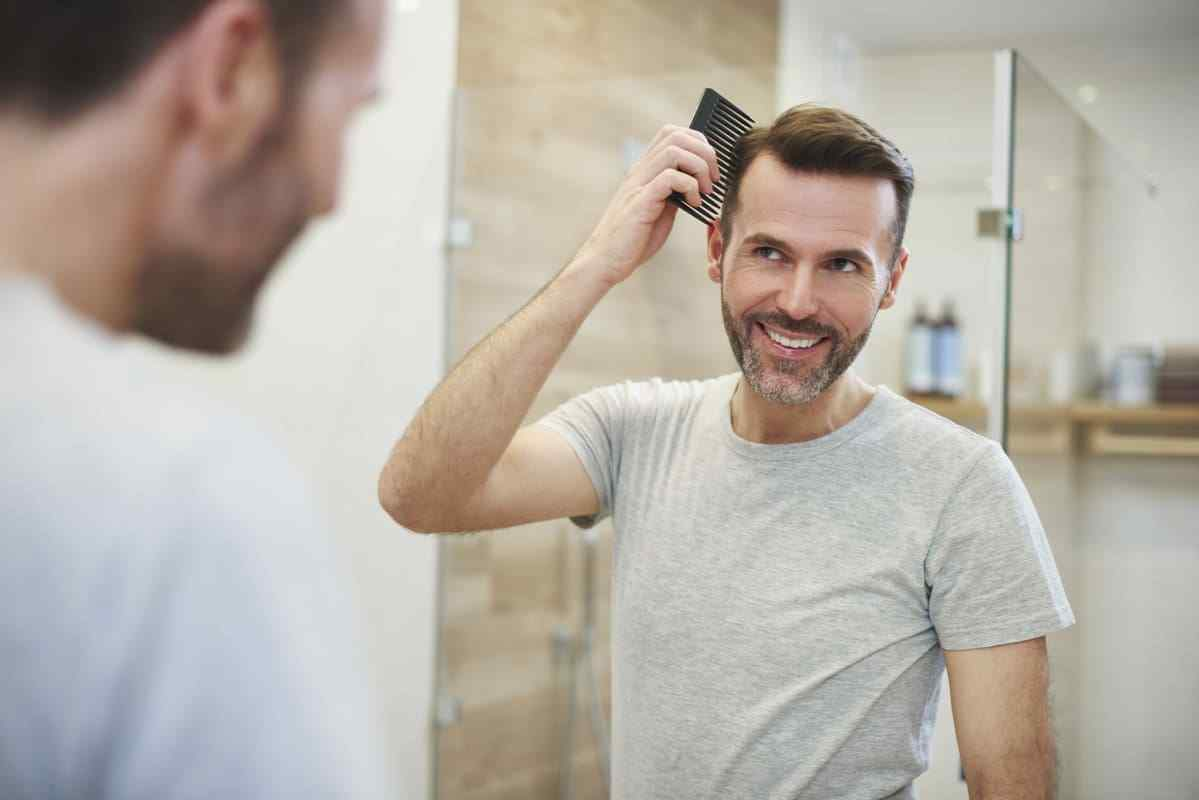 Hair Gel and its myth about hair loss